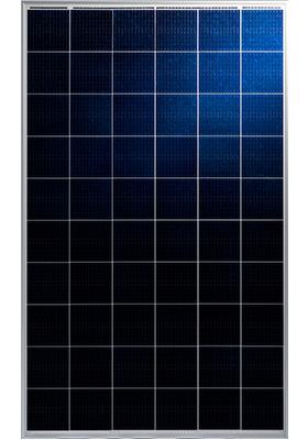 多晶太阳能光伏组件  72片电池系列